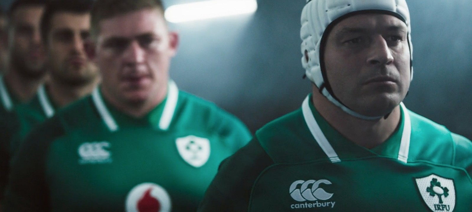 Vodafone Ireland - Who We Are Is How We Play