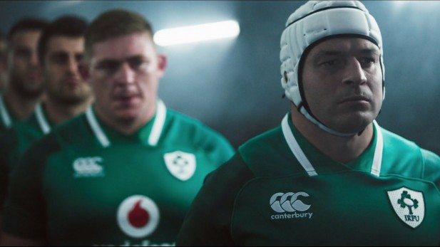 "Vodafone Ireland - <span>""Who We Are Is How We Play""</span>"
