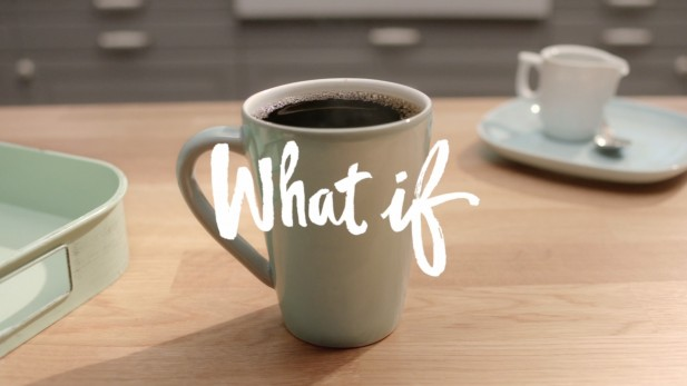 Green Mountain Coffee - What If